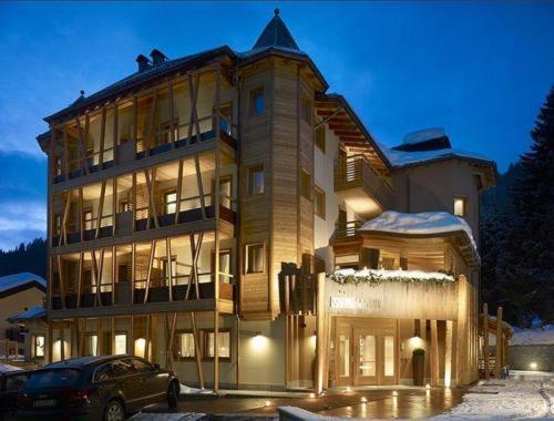DV Chalet Boutique Hotel & Spa Madonna di Campiglio, Italy
