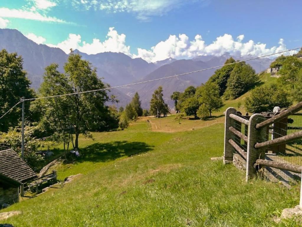 Chalet Alpe Quaggiui