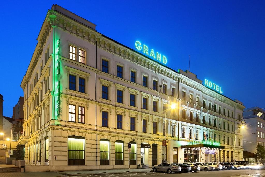Grandhotel Brno Brno, Czech Republic