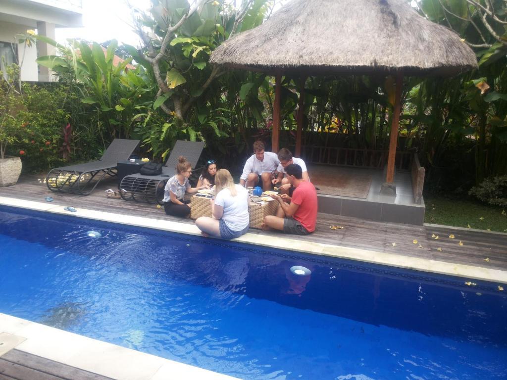 The swimming pool at or near Paper Lotus Villa