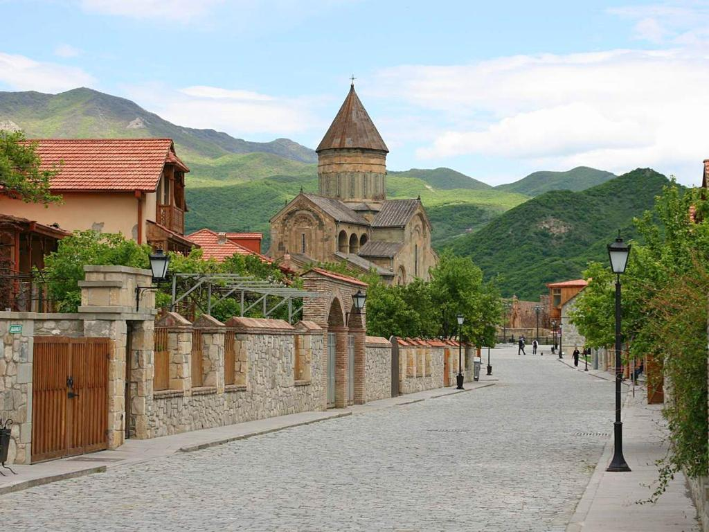 Мцхета грузия жилье сан марино эмиграция