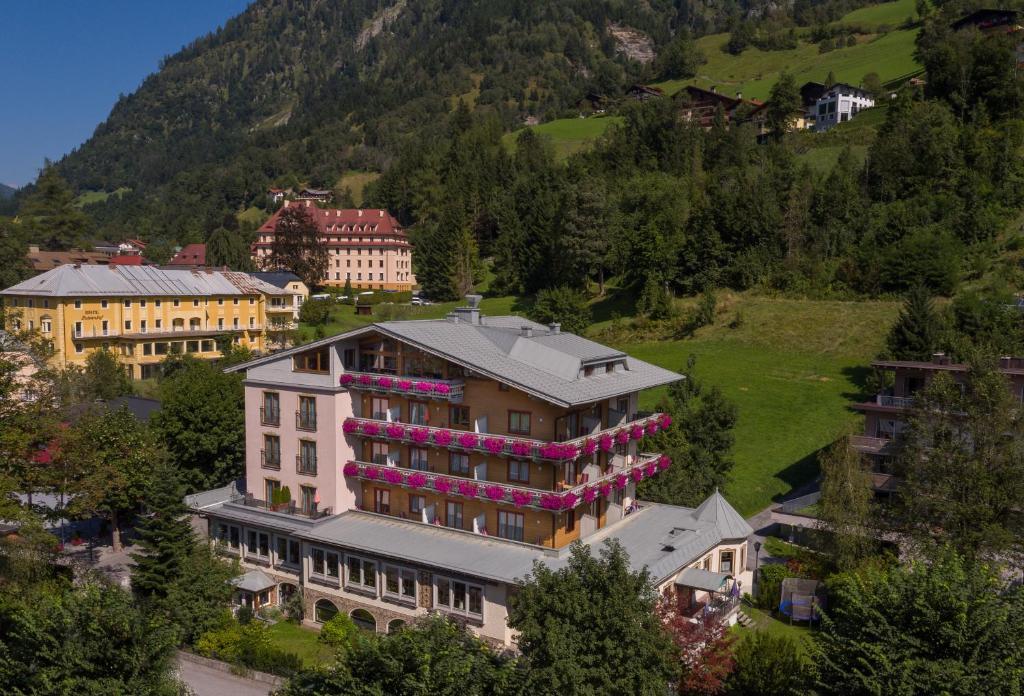 A bird's-eye view of Hotel Völserhof