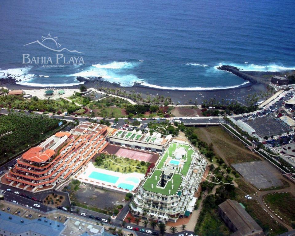 Apartamentos Bahia Playa a vista de pájaro