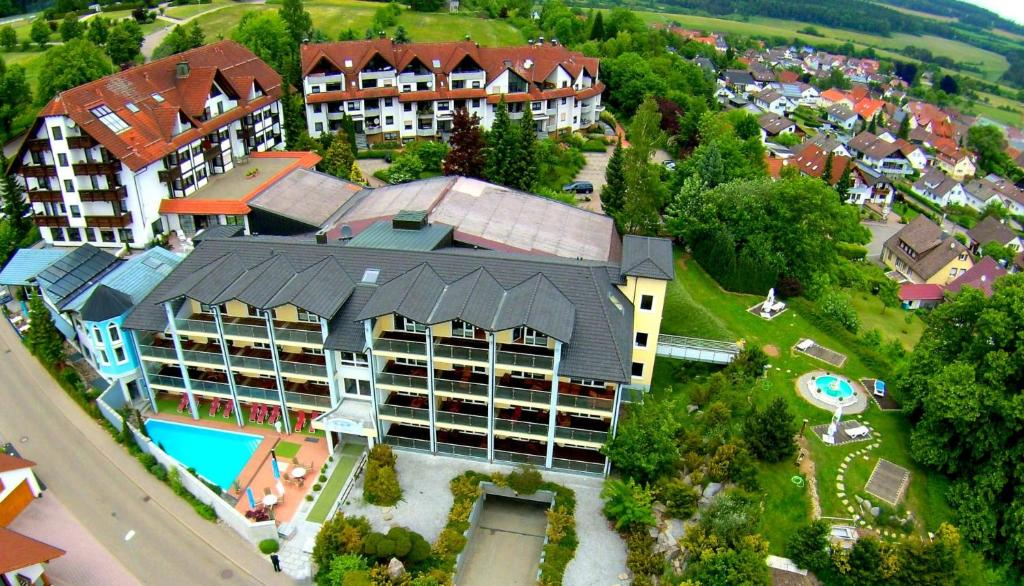Vital- und Wellnesshotel Albblick Waldachtal, Germany