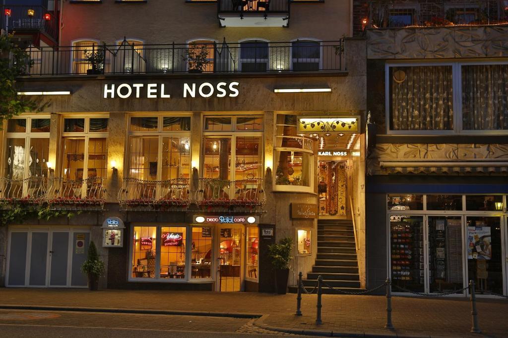 Hotel Karl Noss Cochem, Germany