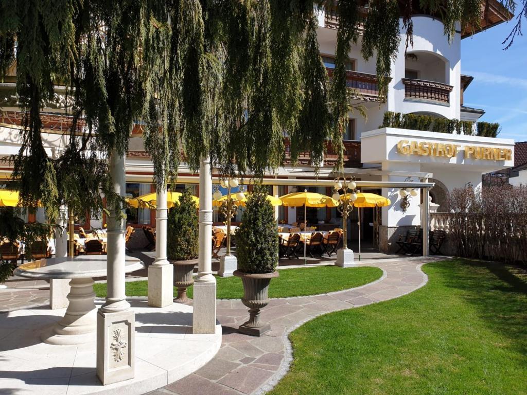 Hotel Purner Thaur, Austria
