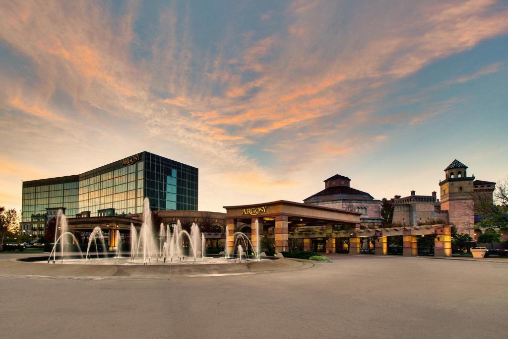 Argosy casino in kansas city mo hotels near little river casino mi