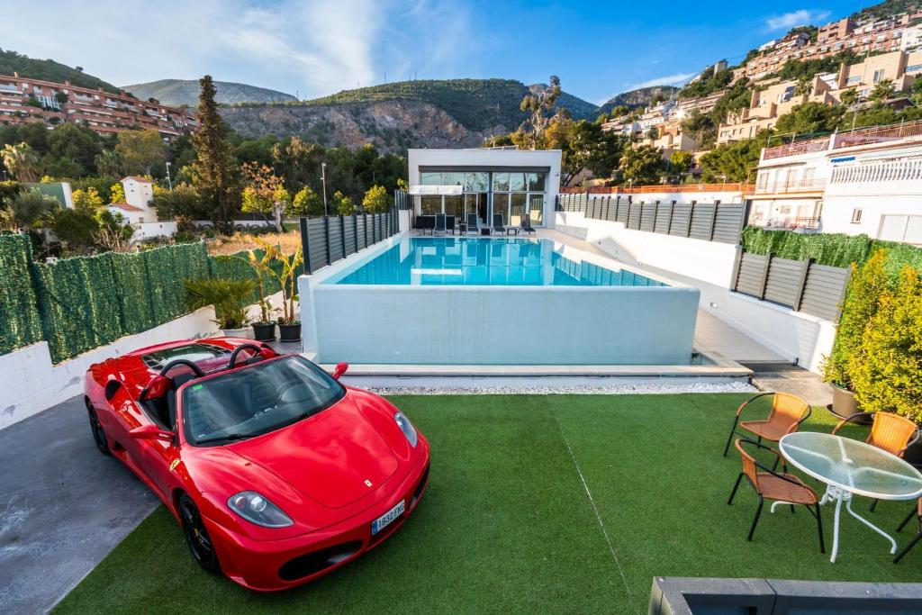 Luxurious Villa Marly III to two minutes the beach