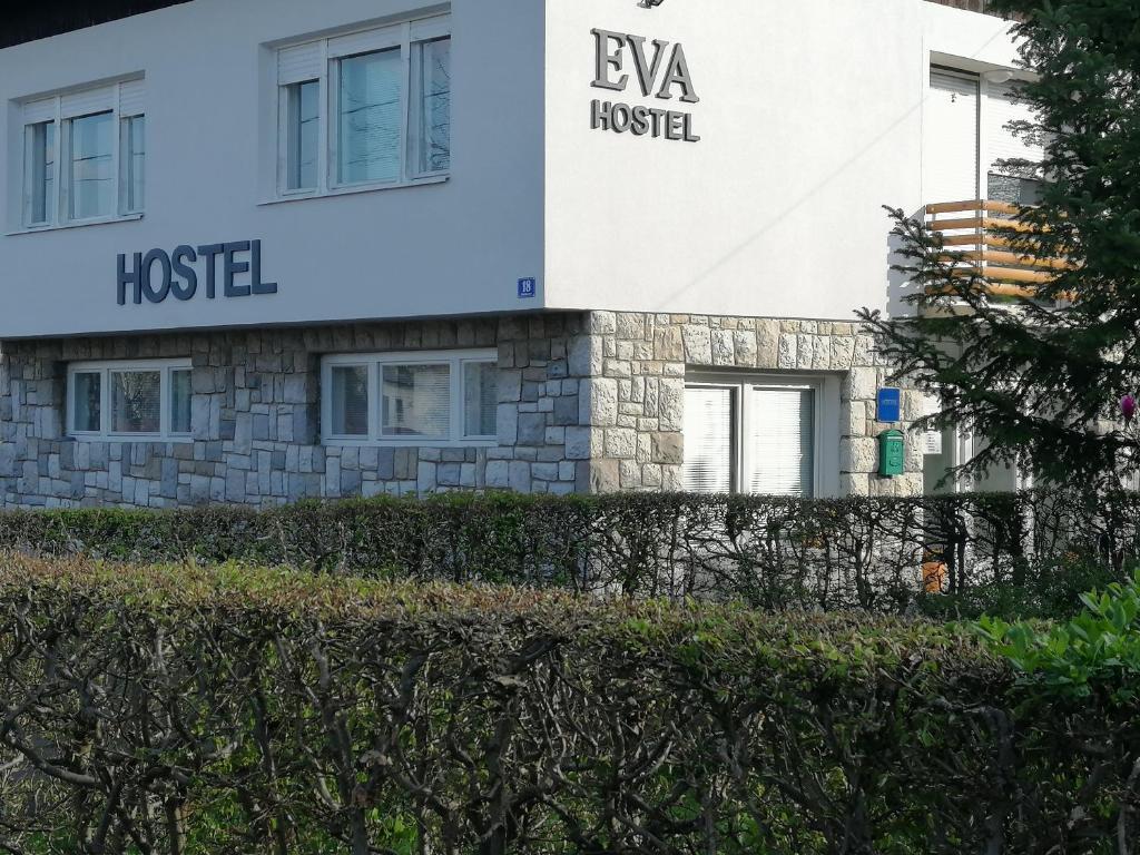 Zgrada u kojoj se nalazi hostel