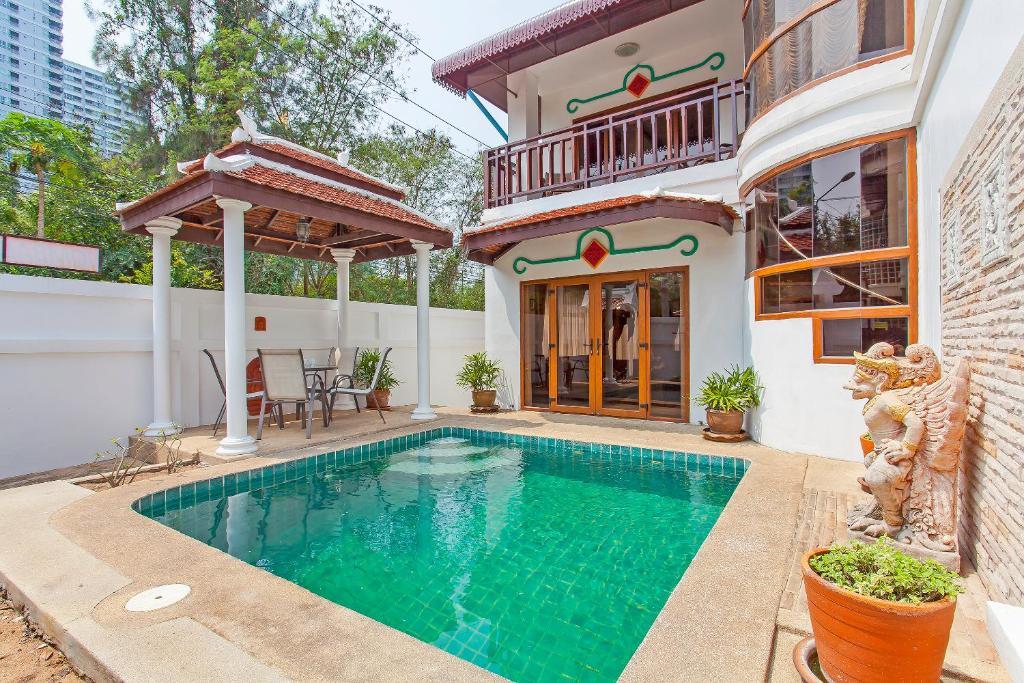 Bali Palms 3br Private Pool Villa 250m To Beach Jomtien Beach 7 4 10 Updated 2021 Prices