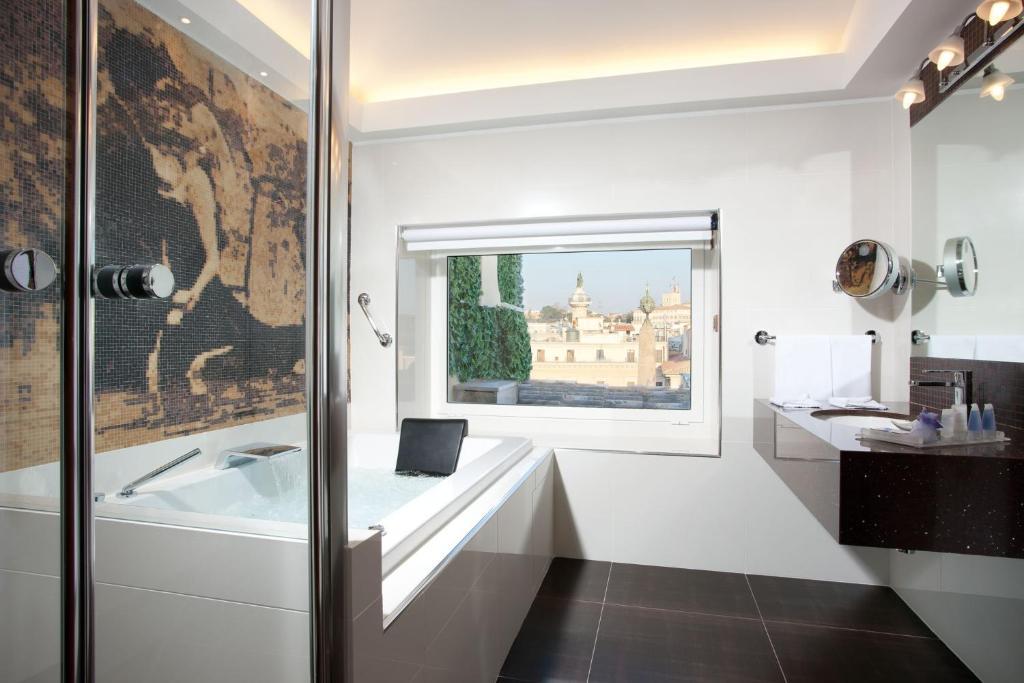 Hotel Nazionale Rome, Italy