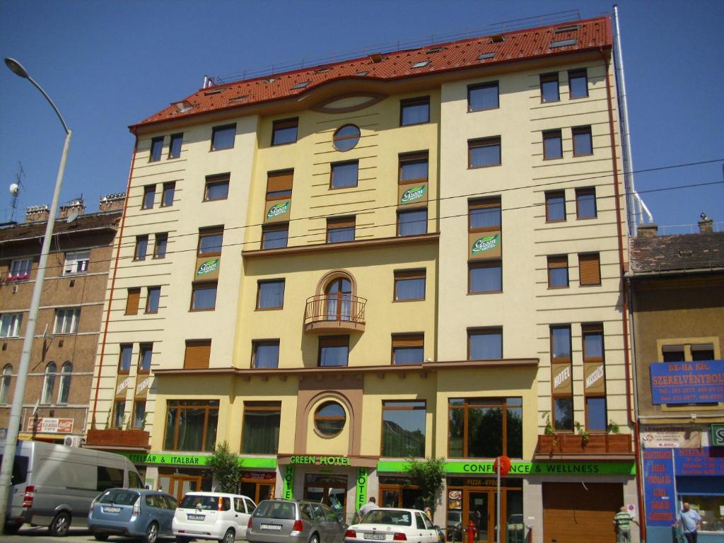 Green Hotel Budapest Budapest, Hungary