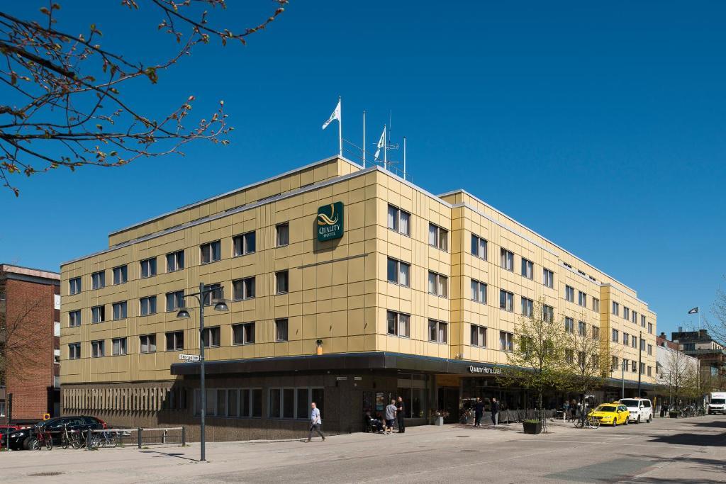 Quality Hotel Lulea Lulea, Sweden