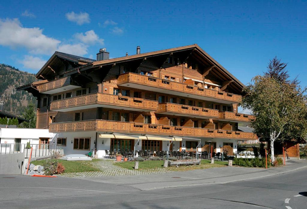 Hotel Bellerive Gstaad Gstaad, Switzerland