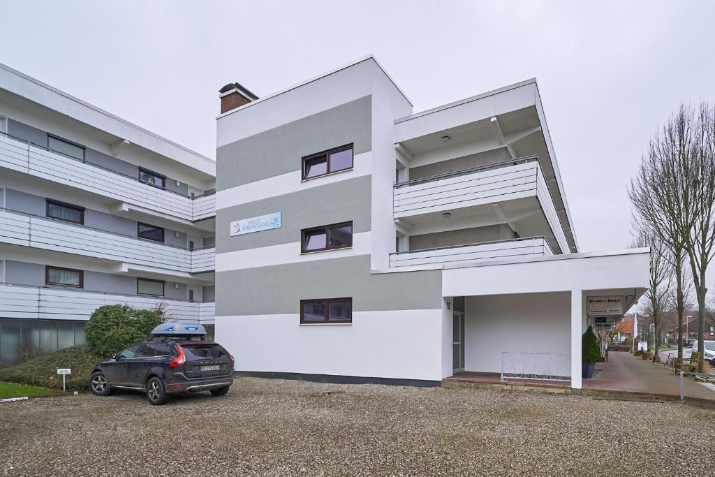Haus Strandburg Schützenstraße 10 Ferienwohnung 7