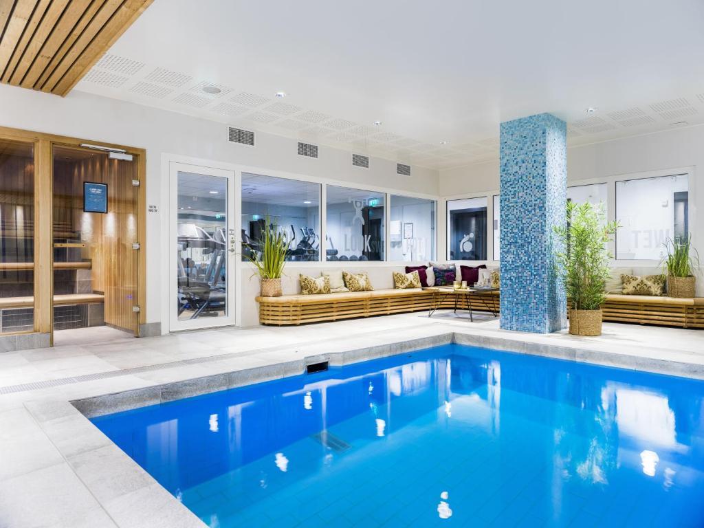 Clarion Hotel Winn Gavle, Sweden