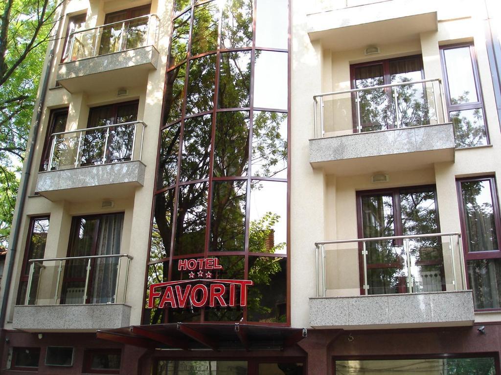 Favorit Hotel Sofia, Bulgaria