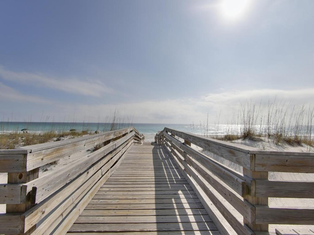 Emerald Isle during the winter