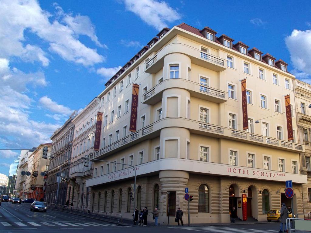 EA Hotel Sonata Prague, Czech Republic