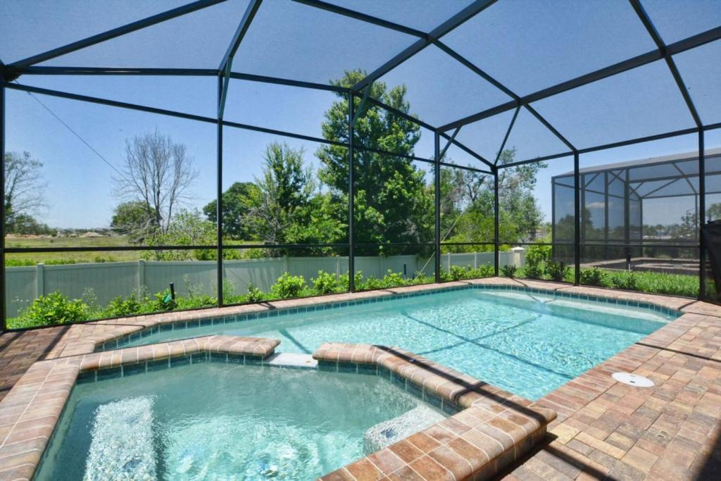The swimming pool at or close to Windsor at Westside-6 Bedrooms House w/pool-3720WW