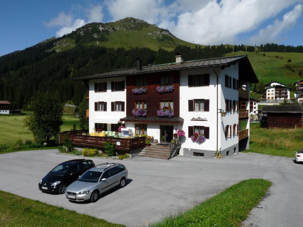 Pension Mallaun Lech am Arlberg, Austria