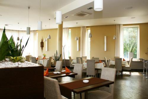 Restaurace v ubytování Hotel Lions Plzen