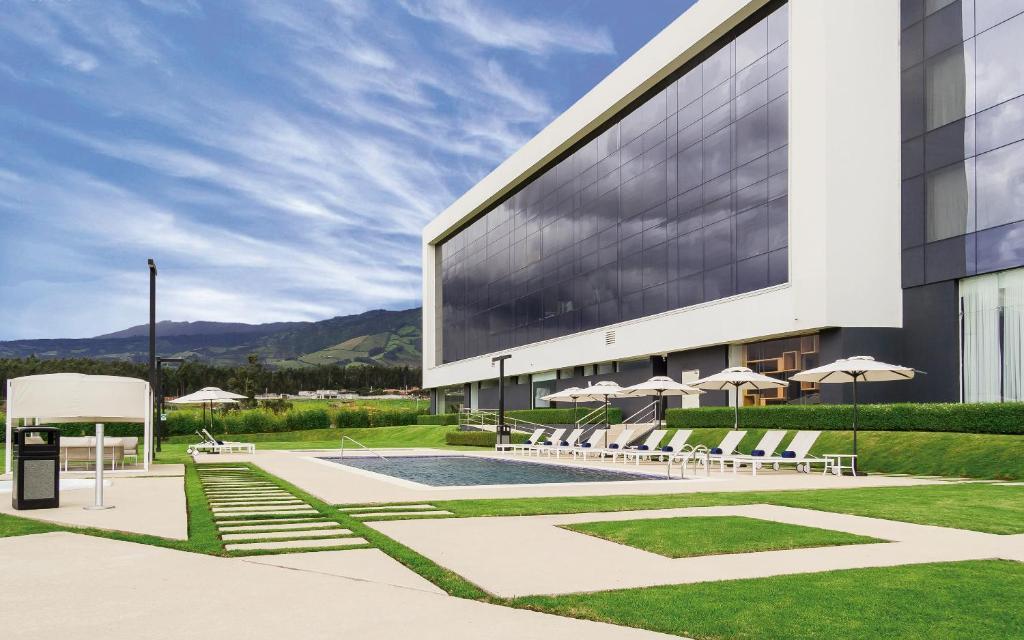 EB Airport Quito Hotel Eurobuilding