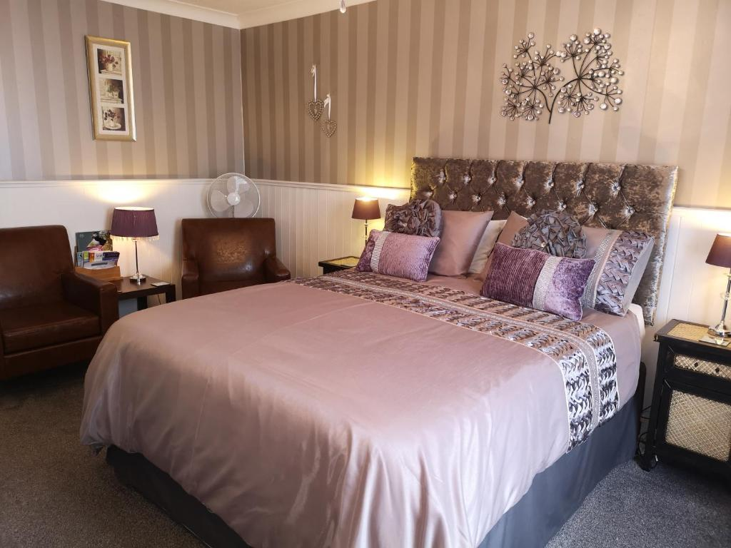 Sunflower Lodge in Bridlington, East Riding of Yorkshire, England