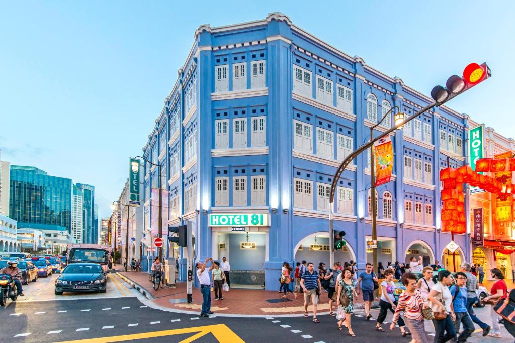 Hotel 81 Chinatown Sg Clean Singapore Updated 2020 Prices