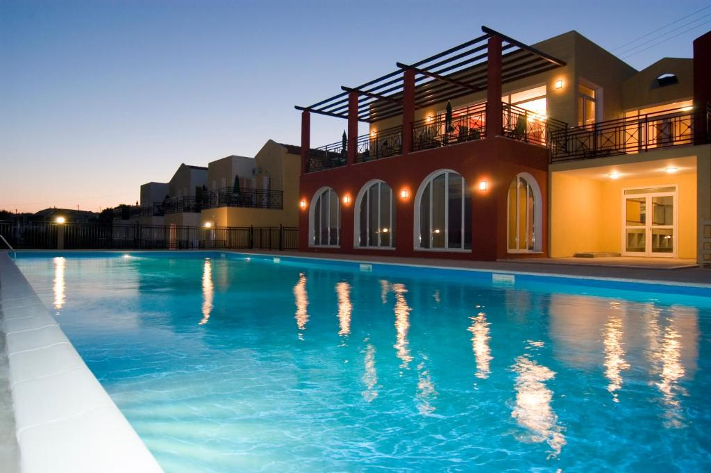 The swimming pool at or close to Saint Catherine Hotel