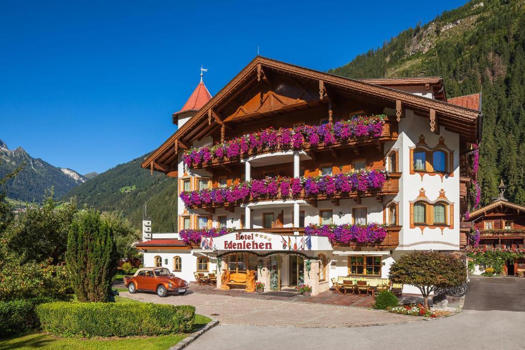 Hotel Edenlehen Mayrhofen, Austria