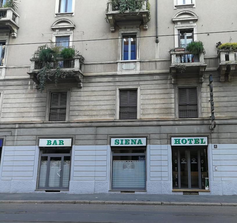 Hotel Siena Milan, Italy