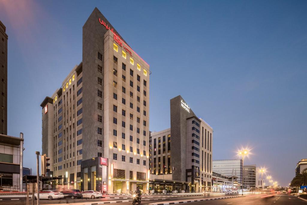 Ibis deira city centre 3 дубай отзывы продажа отелей в венеции
