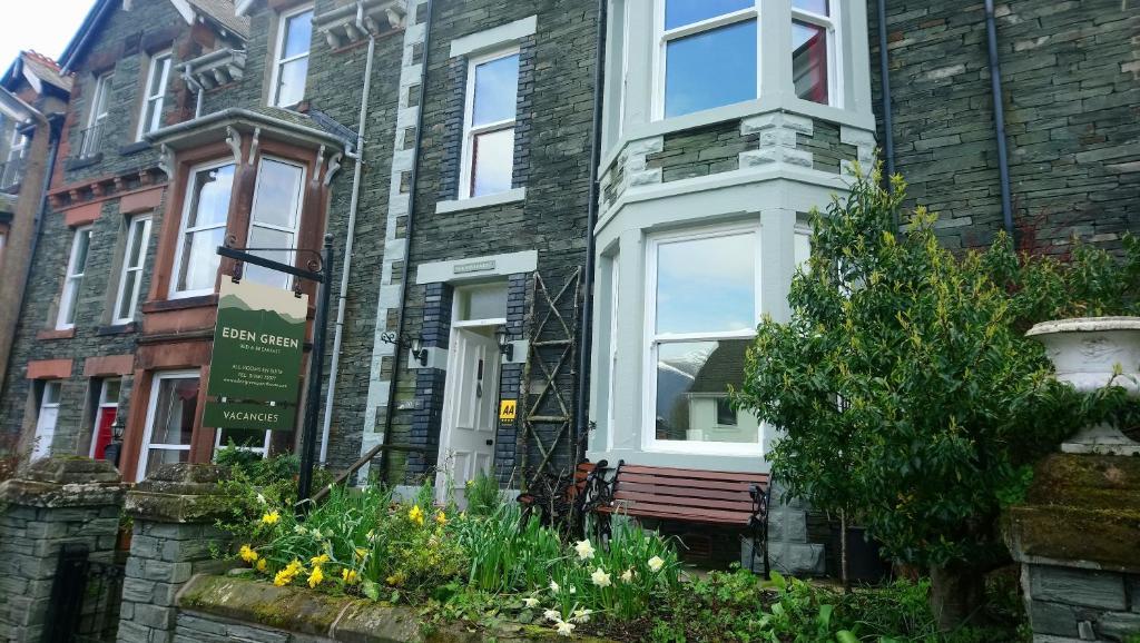 Eden Green Guest House in Keswick, Cumbria, England