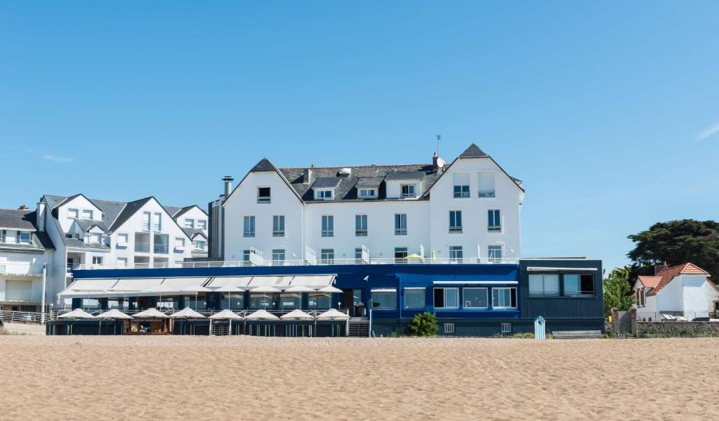 Best Western Hotel De La Plage Saint Marc Sur Mer Saint Nazaire Updated 2020 Prices