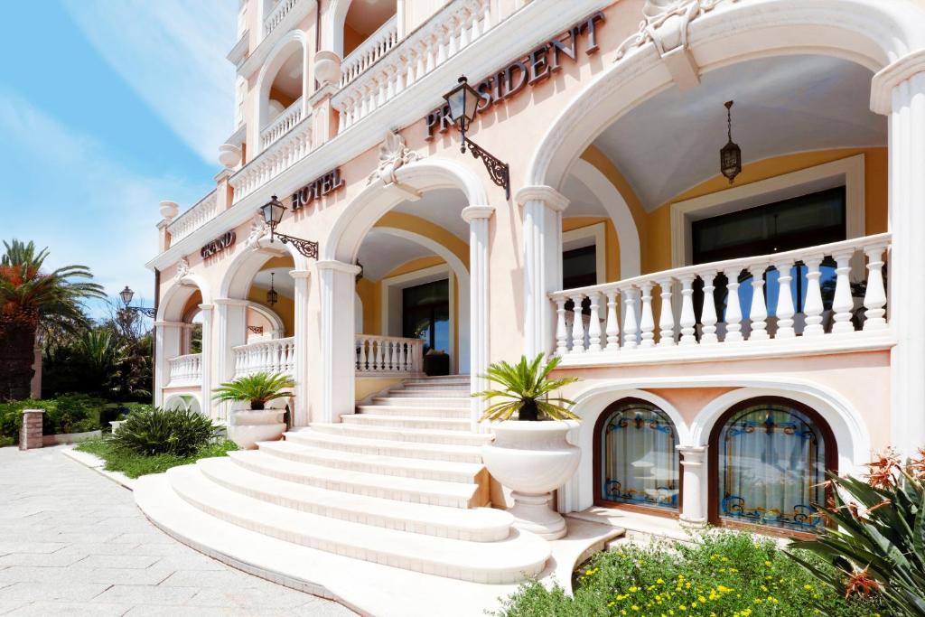 Grand Hotel President, Olbia – Prezzi aggiornati per il 2021