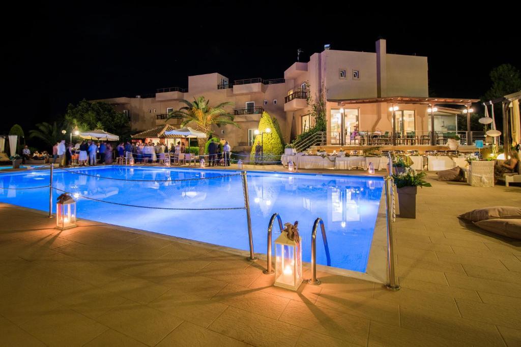 Πισίνα στο ή κοντά στο Apollo Resort Art Hotel
