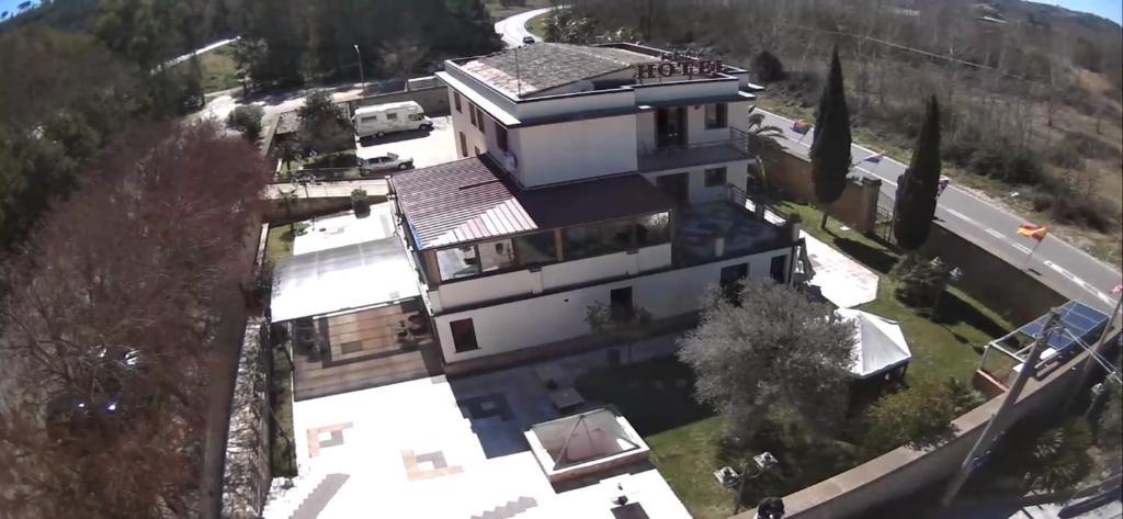 Vista aerea di Hotel Al Ritrovo