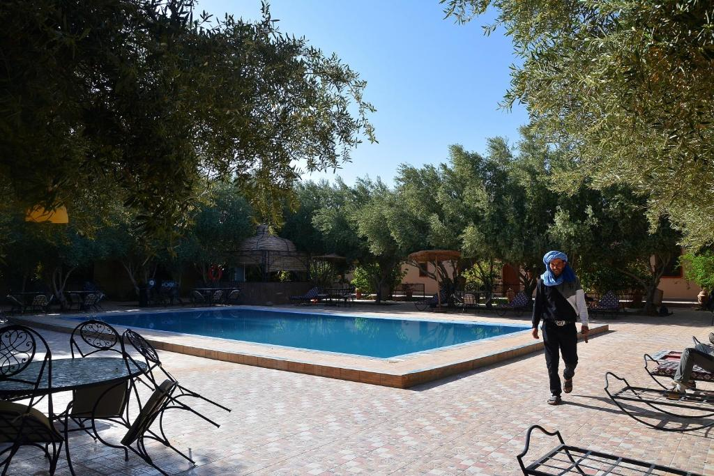 Piscina en o cerca de Haven La Chance Desert Hotel