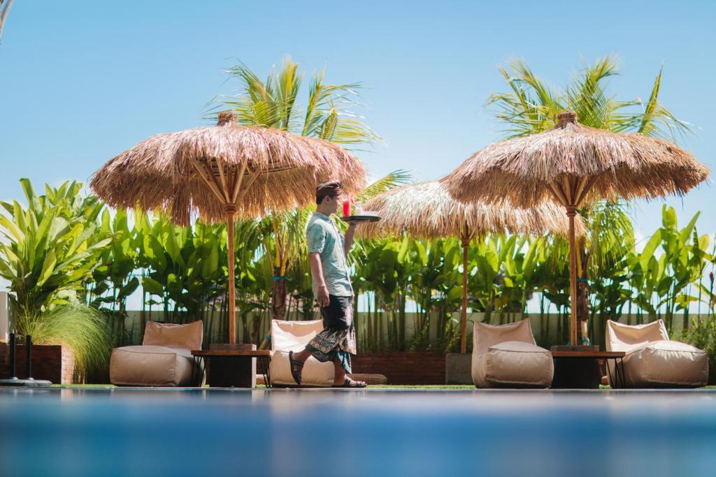 Mahogany Hotel Nusa Dua Indonesia Booking Com