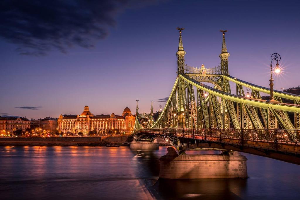 Danubius Hotel Gellert Budapest, Hungary
