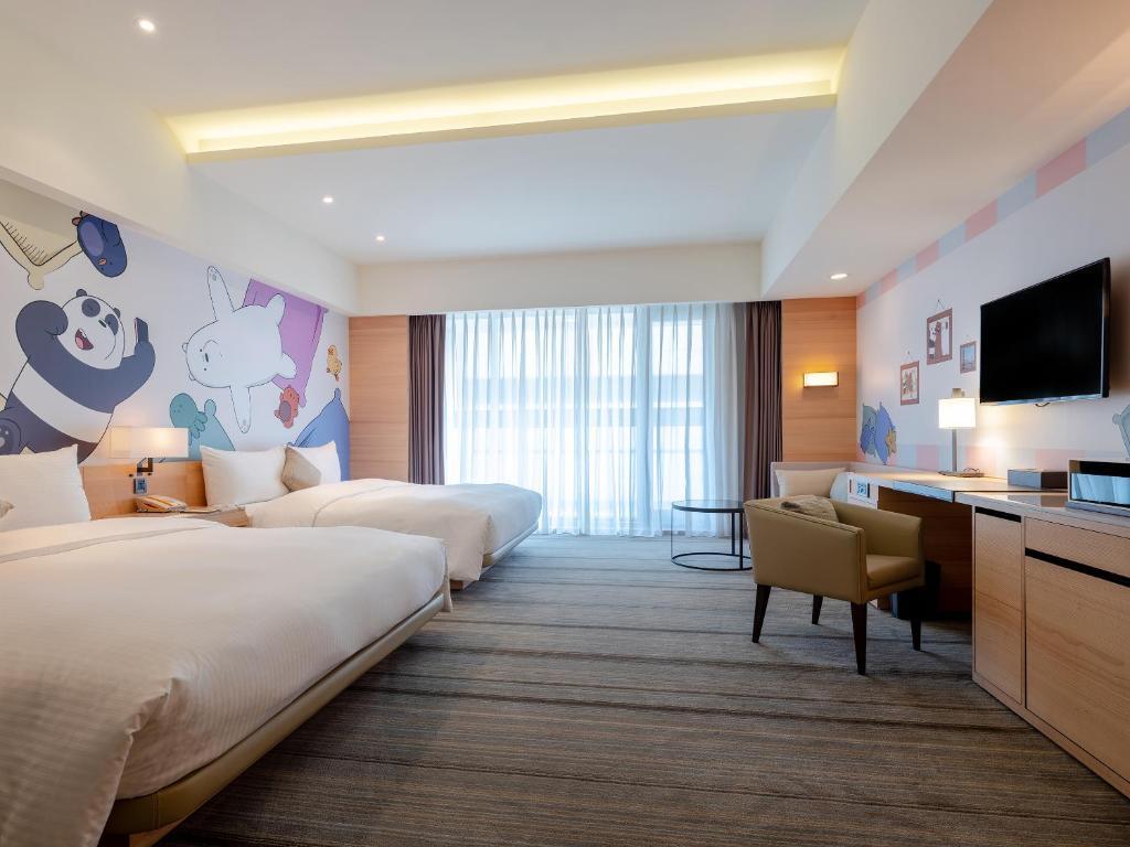 台南和逸飯店-西門館