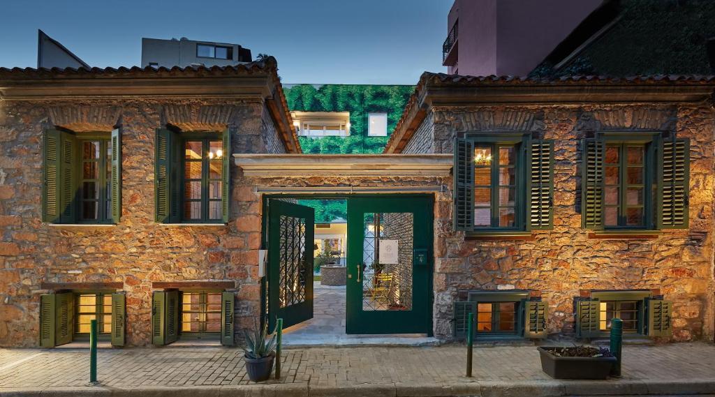 Athenian Residences