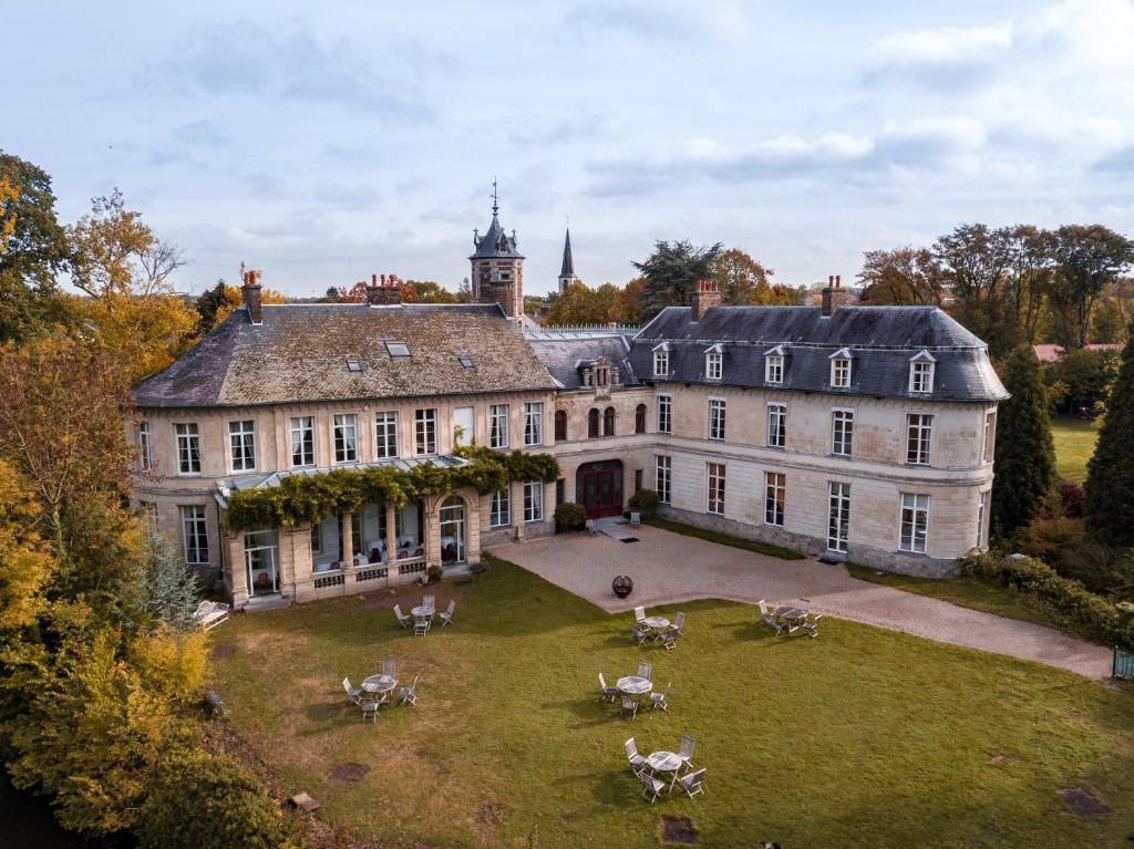 Chateau D'aubry Aubry, France