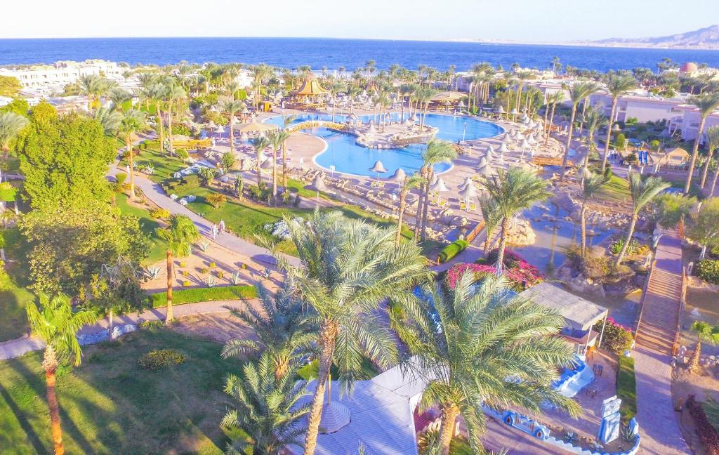 Parrotel Beach Resort з висоти пташиного польоту