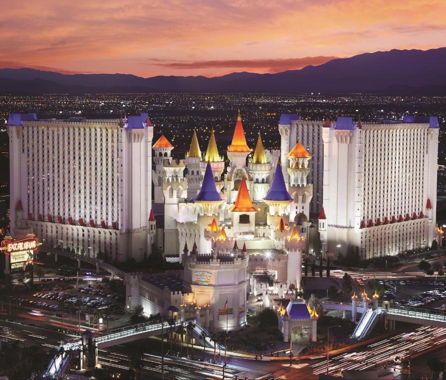 Hotel Excalibur Las Vegas
