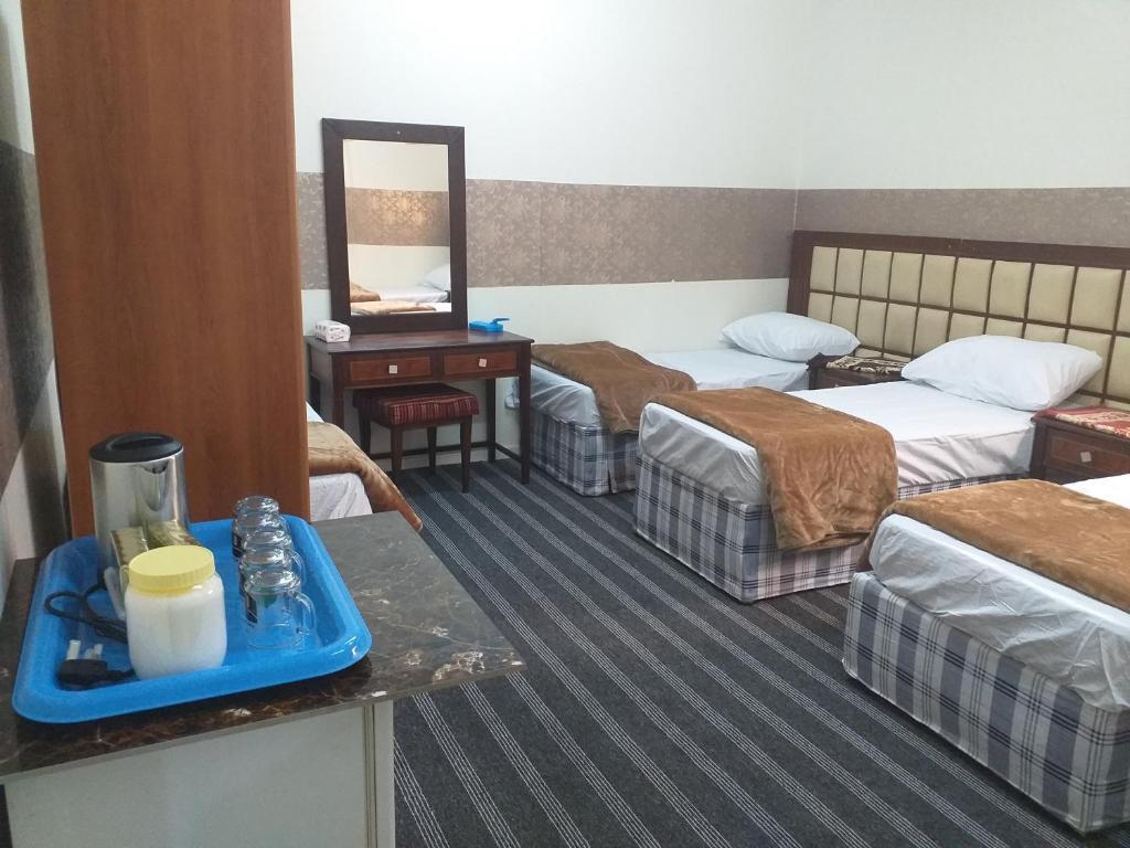 AlRaqi Plaza Hotel, Mecca