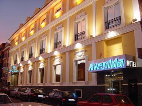 Hotel Avenida Leganes Leganes, Spain