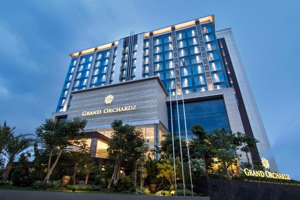 Grand Orchardz Hotel Kemayoran Jakarta Indonesia Booking Com