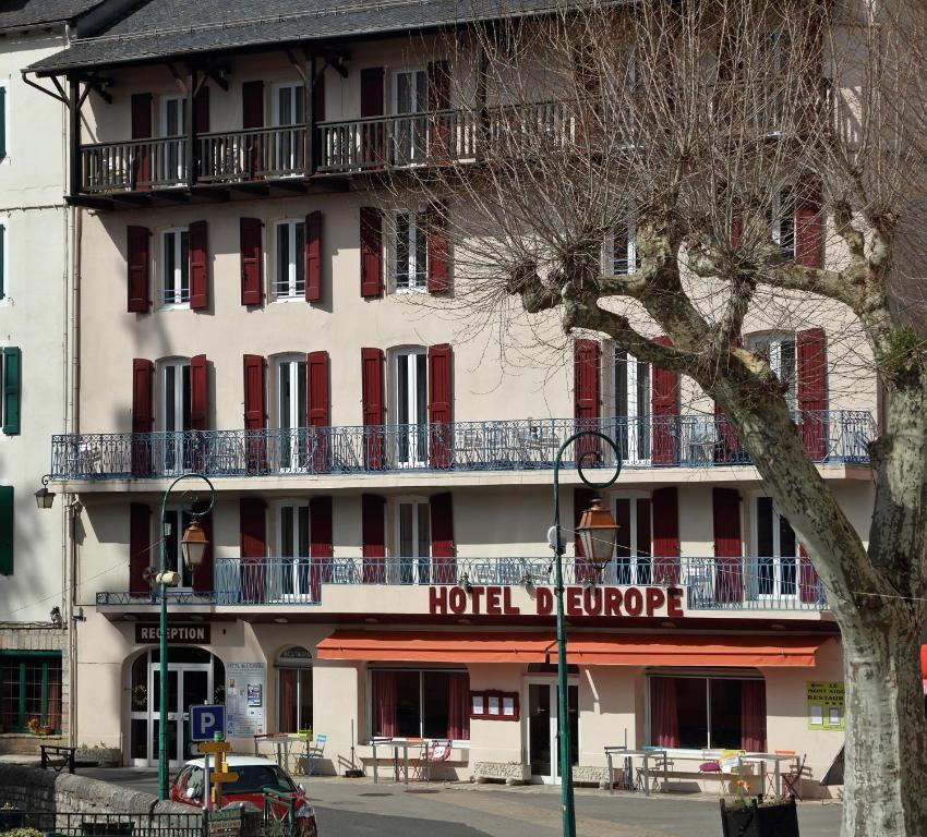 Hotel De l'Europe Meyrueis, France